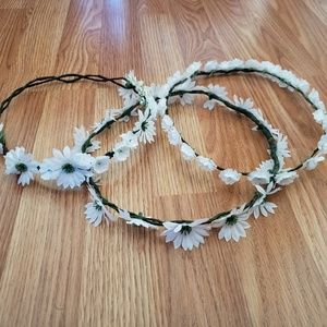 🌷SPRING COLLECTION: Handmade Flower Crowns